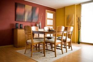 designing smaller dining rooms