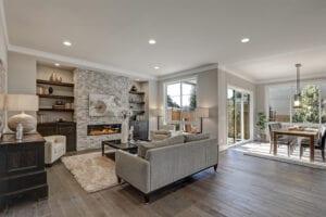 Arranging Living Room Furniture in Salt Lake City