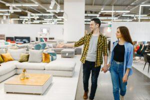 sofa selection variables furniture